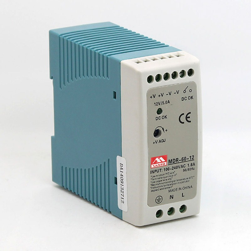 MDR-60W Din Rail Power Supply
