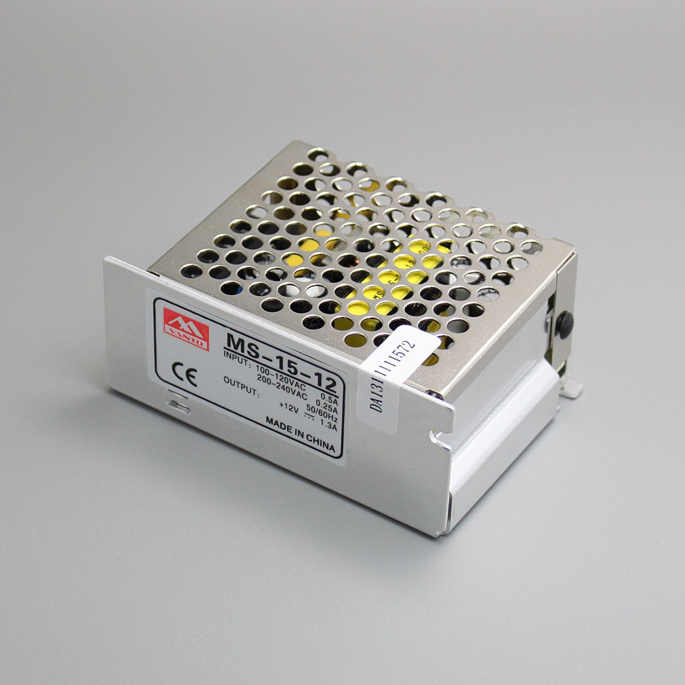 MS-15W Switch Mode Power Supply