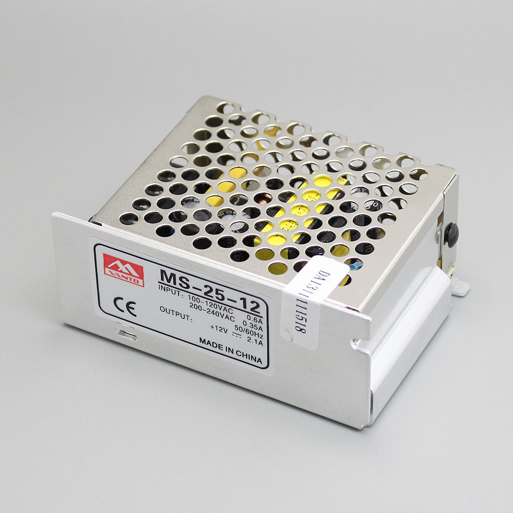 MS-25W Switch Mode Power Supply