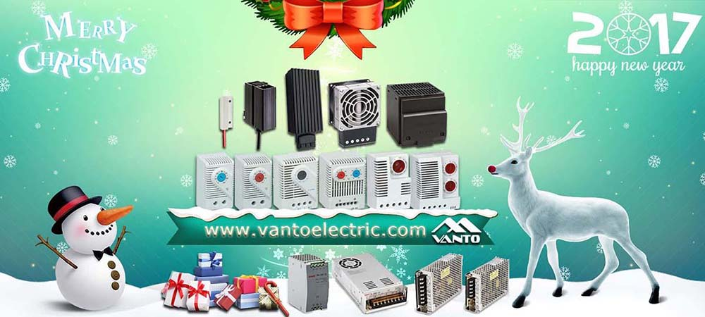 Merry Christmas Vanto Electric